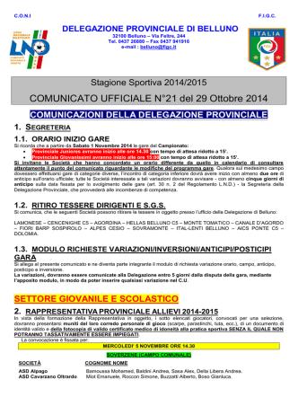 CU_N21 - FIGC Veneto