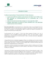 Si rafforza la partnership tra Tecnoinvestimenti e Cedacri attraverso