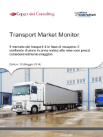 Transport Market Monitor