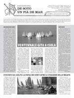 Numero 1/2014 (2 Mb) - Società Nautica Laguna