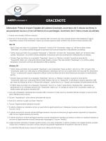 GRACENOTE - Mazda Infotainment