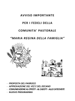 Variazione CELBRAZIONI FERIALI CP7