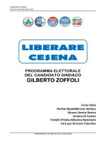 il programma (PDF)