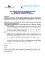 Seminari e corsi di aggiornamento - Collegio dei Geometri della