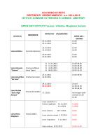 Download del volantino (formato) - Istituto Comprensivo n.5 Coletti