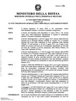 DI_10_12_2013_N_276 - Ministero della Difesa