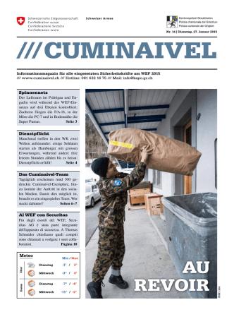 Ausgabe Nr. 14 - Schweizer Armee