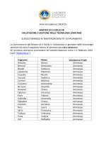 elenco ammessi - ALTEMS - Università Cattolica del Sacro Cuore