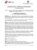 Deliberazione n. 55 del 26 gennaio 2015 [file]