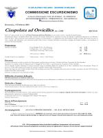 Ciaspolata ad Orvieilles (m. 2.168)