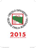 Libretto 2015 - Circolo Dipendenti Regione Emilia