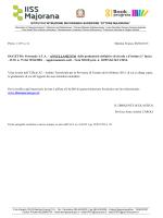 e nota USP di Taranto