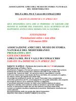 Le Valli di Comacchio - Provincia di Livorno