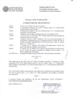DECRETO N.10 per L11 e L12 - Università degli Studi di Bari