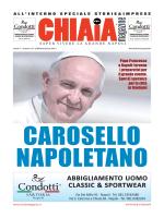chiaia magazine • febbraio/marzo 2015