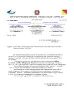 GRADUATORIA INTERNA - Istituto Istruzione Superiore