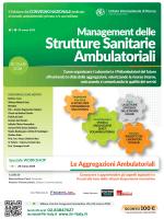 Le Aggregazioni Ambulatoriali - Istituto Internazionale di Ricerca