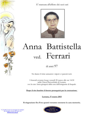 Battistella Anna