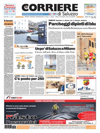 Corriere Saluzzo (CN)