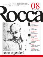 Scarica il N.8 della rivista in PDF - Rocca