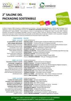 2 Salone Packaging Sostenibile_programma