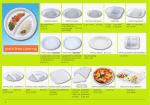 piatti / vaschette / contenitori in alluminio