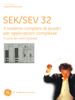 SEK/SEV 32 - GE Power Controls