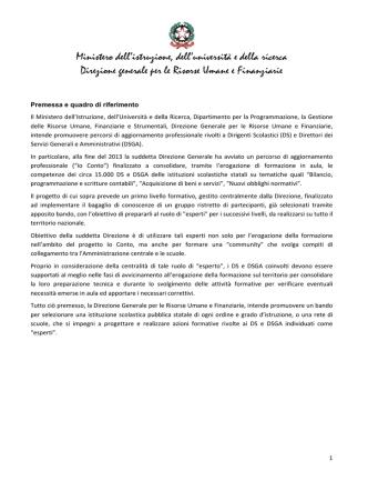 D.D.G. 86 del 6 novembre 2014 - Ufficio Scolastico Regionale per il