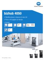 Konica Minolta 4050 - KP Office Solution