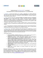 Regolamento Smart Project 2015