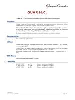 GUAR H.C. - Glamour Cosmetics