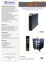 10 kVA - 8 kW