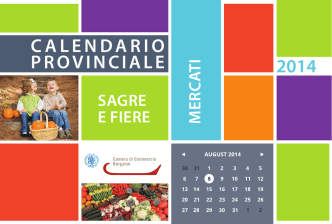 CALENDARIO DIRITTI A SCUOLA 2014-2015