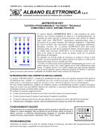 scarica le TARIFFE PARCHEGGI in formato pdf