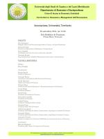 L`analisi economica nell`applicazione delle norme di concorrenza