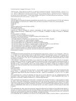 PROGETTO SOLIDARIETA` A.S. 2014/15