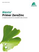 ZeroZinc Brochure - Axalta Coating Systems