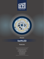 SwiftLED - ETI, S.A.