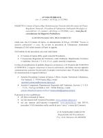 AVVISO PUBBLICO OGGETTO: Comune di Ispica (Rg