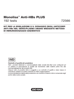 Monolisa™ Anti-HBs PLUS 192 tests 72566 - Bio-Rad