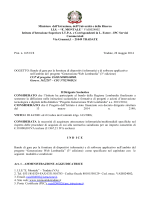 BANDO DI GARA GENERAZIONE WEB LOMBARDIA