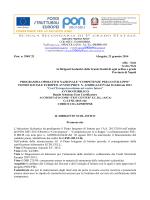 Bando Ente Certificatore PON G1