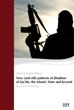 new (and old) patterns of jihadism