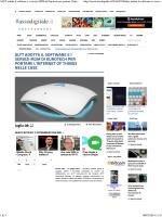 (ALYT adotta il software e i servizi M2M di Eurotech per portare l