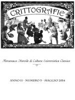 maggio 2014 - Crittografie