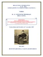 Bollettino informativo n.16