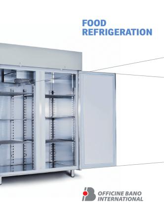 Bano International - Food Refrigeration