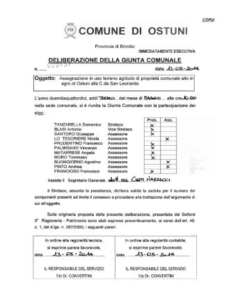 C::] 131 - Comune di Ostuni