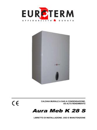 Aura Meb K 28 S - Certificazione Energetica