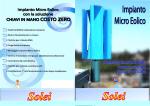 Impianto Micro Eolico